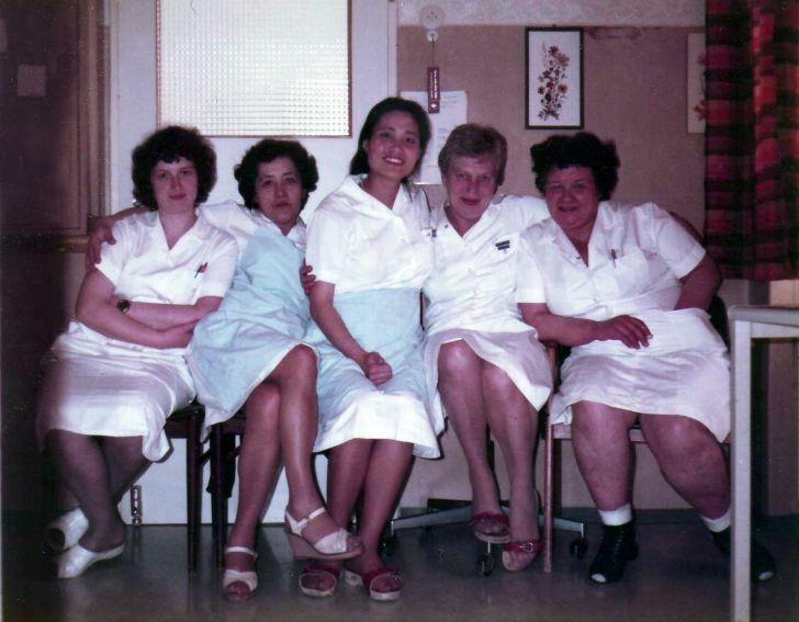 Krankenschwester (c) Akakiko