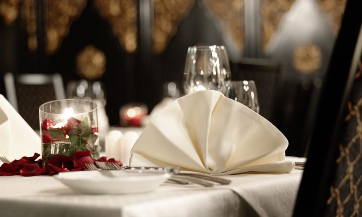 Valentins-Dinner Rathauskeller (c) Gourmet Group