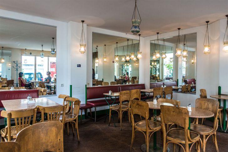 Cafe Nil Lokal (c) STADTBEKANNT