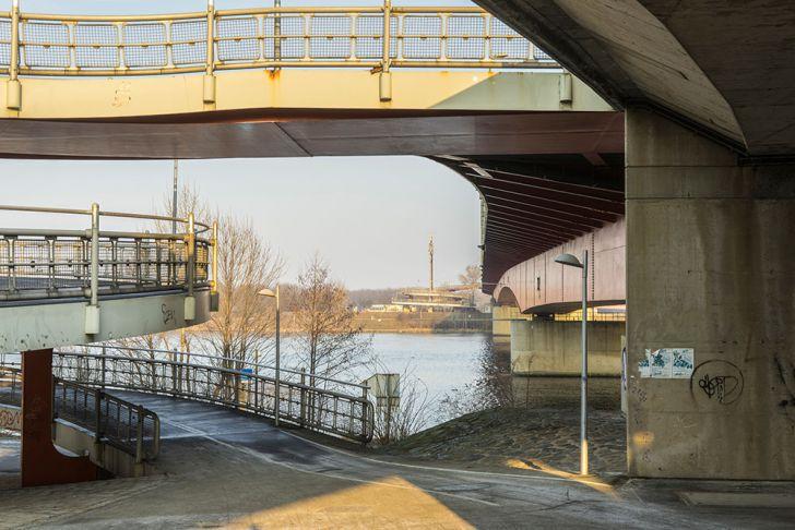 Donau Brigittenau (c) STADTBEKANNT Zohmann