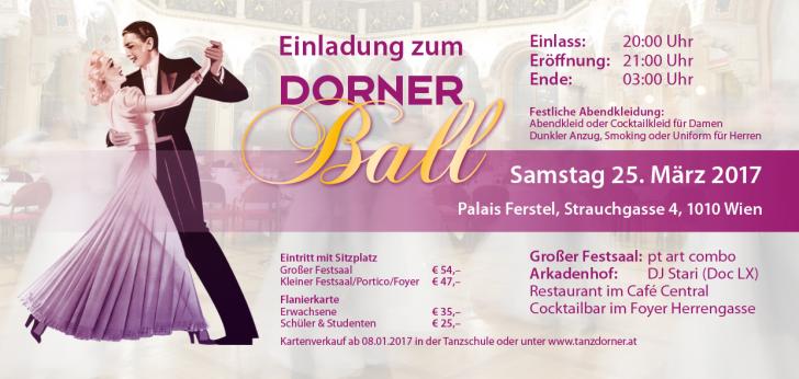 Dorner Ball 2017