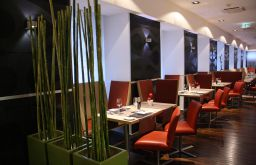 Five Senses Bar & Restaurant Lokal (c) STADTBEKANNT Wetter-Nohl