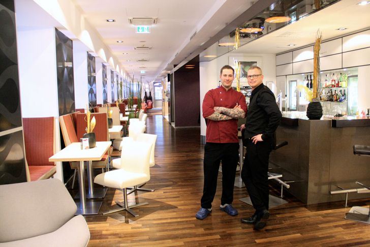 Five Senses Bar & Restaurant Portrait (c) STADTBEKANNT Wetter-Nohl