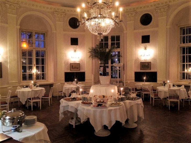 Cafe Restaurant Lusthaus Wien Heringsschmaus (c) Lusthaus Wien