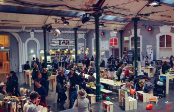 Markterei Markthalle - Alte Post (c) Alexander Gotter