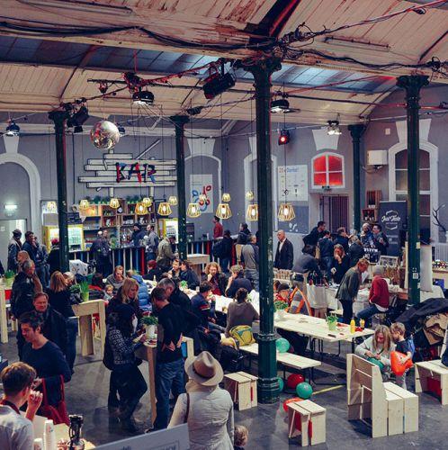 Markterei Markthalle – Alte Post (c) Alexander Gotter