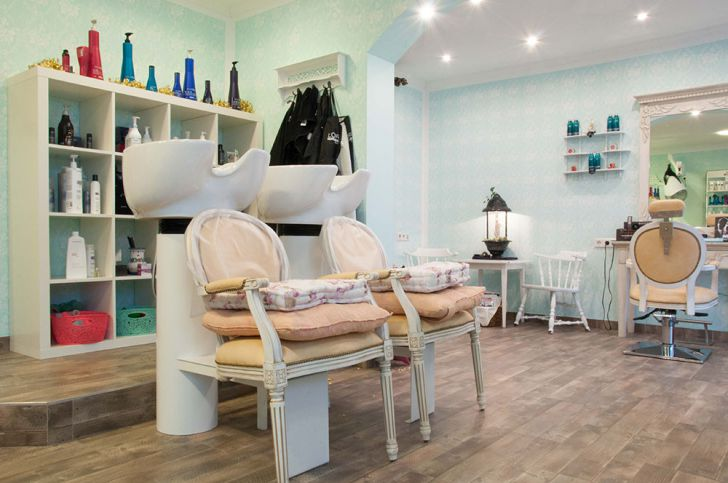 Shaby Schnitt Friseur Salon (c) STADTBEKANNT Kerschbaumer