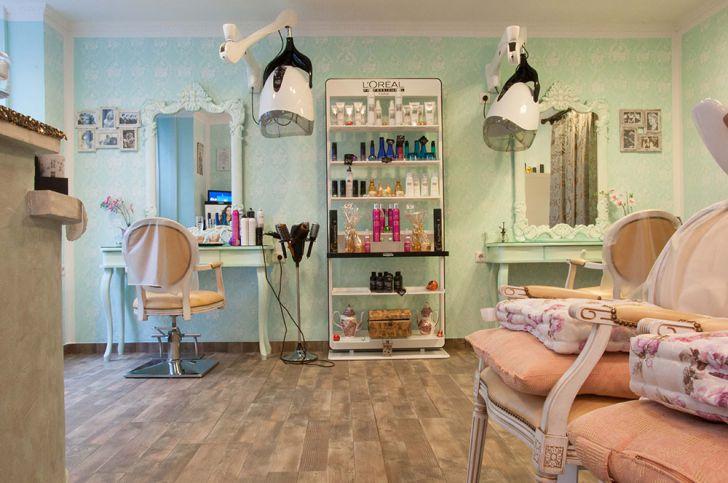 Shaby Schnitt Vintage Friseur Salon (c) STADTBEKANNT Kerschbaumer