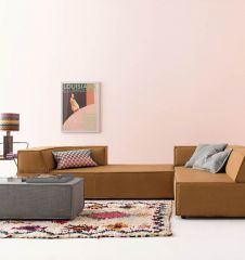 TRIO Leder Sofa (c) COR interlübke