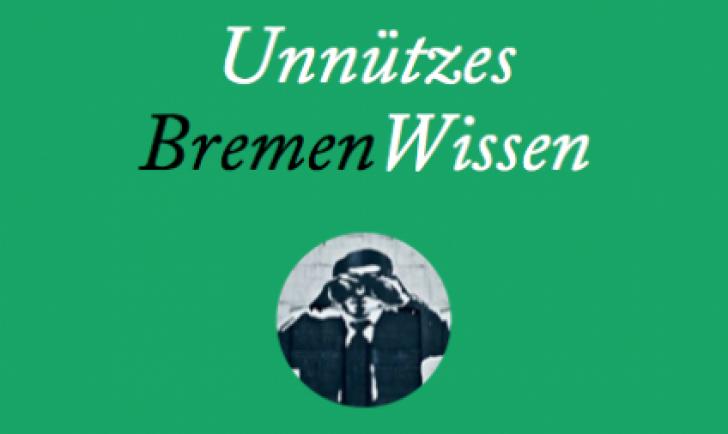 Unnützes BremenWissen Buchcover (c) STADTBEKANNT