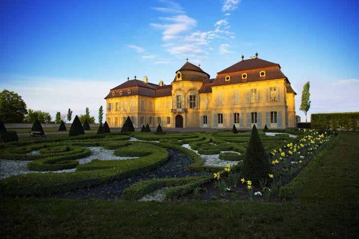 Schloss Niederweiden (c) Harald Boehm für SKB