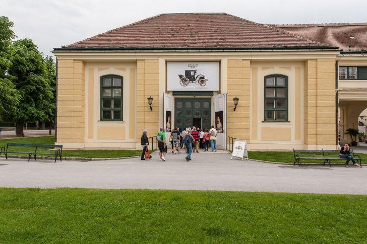 Kaiserliche Wagenburg Wien (c) KHM Museumsverband