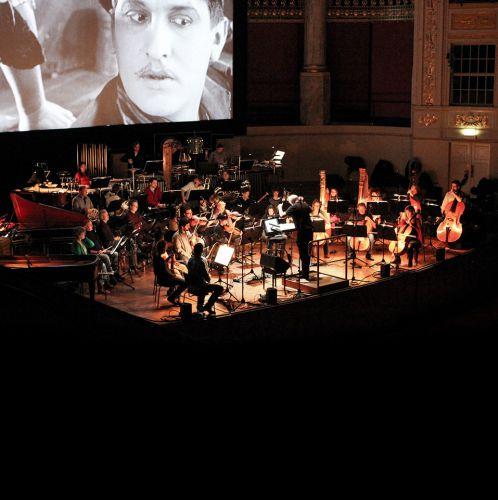 Alte und Neue Musik – Ensemble Modern (c) Markus Aubrecht