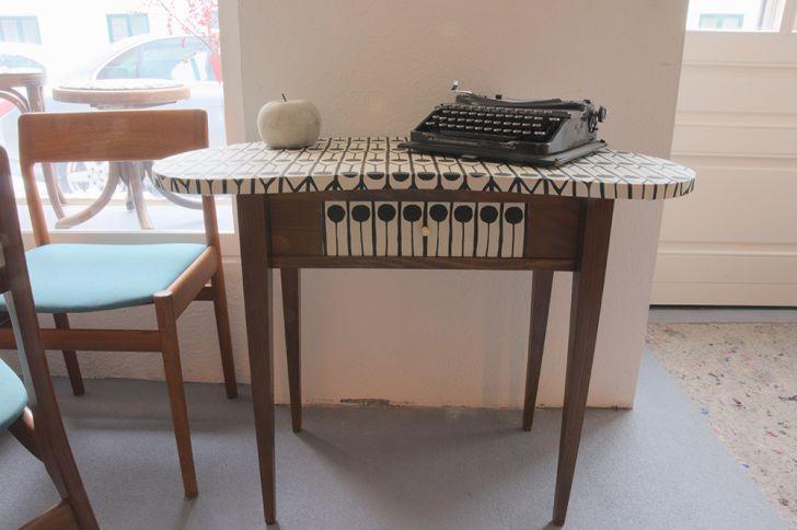 Atelier Wanderlust Tisch (c) STADTBEKANNT Kerschbaumer