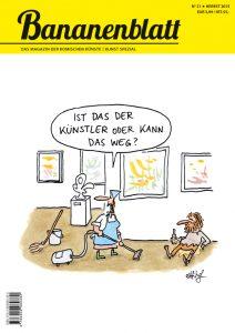 Bananenblatt (c) Komische Künste