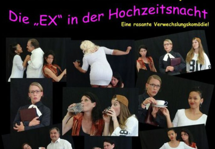 Dinner & Comedy Amon (c) Theater Freispruch