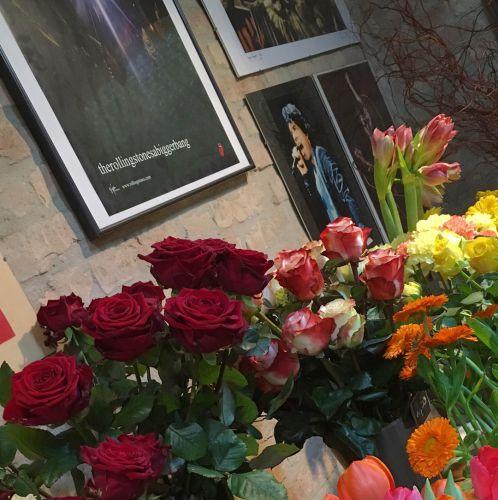 Rockiges Blumengeschäft (c) Blumen Stadler