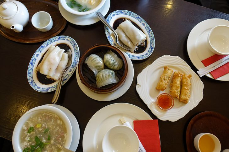 DIM SUM Restaurant im Chinazentrum Spezialitäten (c) STADTBEKANNT