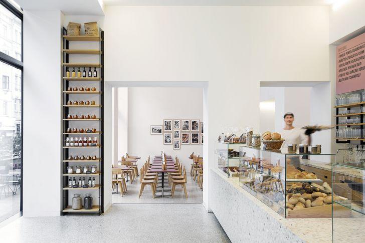 Joseph Bäckerei Patisserie Bistro Landstraßer Hauptstraße (c) Joseph Brot