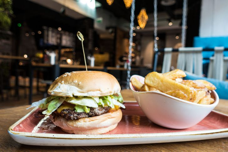 Le Burger Burger (c) STADTBEKANNT