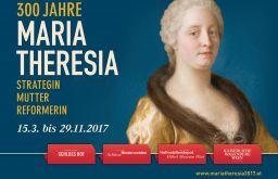 Maria Theresia Poster (c) SKB, KHM