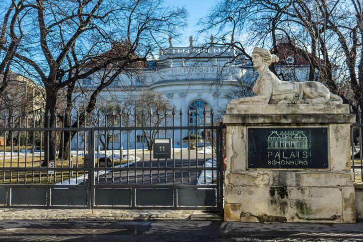 Palais Schönburg (c) STADTBEKANNT Zohmann