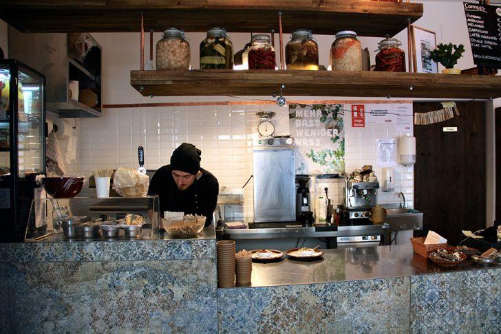 Pastrami Baby Sandwich Zubereitung (c) STADTBEKANNT Wetter-Nohl