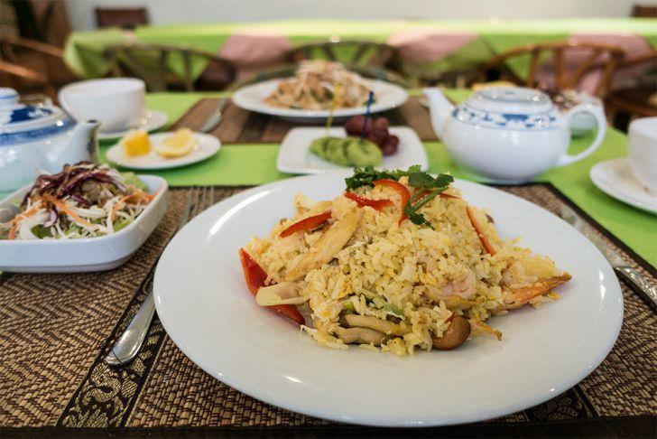 Thai Kitchen M3 M5 thailändische Menüs (c) STADTBEKANNT