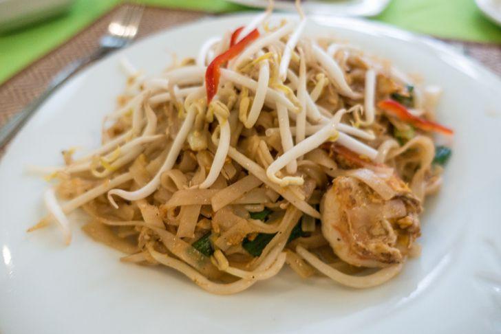Thai Kitchen Nudeln thailändisches Menü (c) STADTBEKANNT