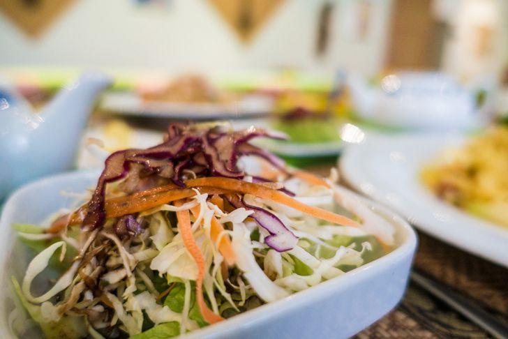Thai Kitchen Salat (c) STADTBEKANNT