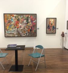 VIENNA ART 2017 (c) STADTBEKANNT Kerschbaumer