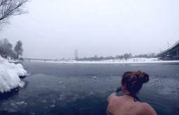 Winterbaden Donau Wien (c) STADTBEKANNT