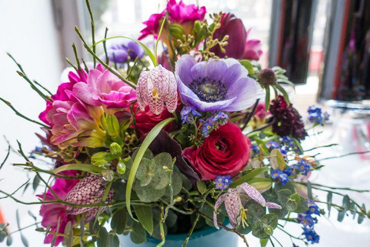 Zweigstelle Blumenstrauß (c) STADTBEKANNT
