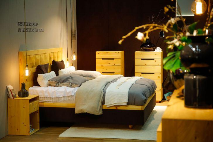 Wohnen & Interieur Bett (c) Christian Husar