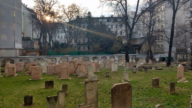 Ältester jüdischer Friedhof (c) STADTBEKANNT Kantner