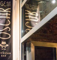 Agent Oscar - American Bar Eingang (c) STADTBEKANNT