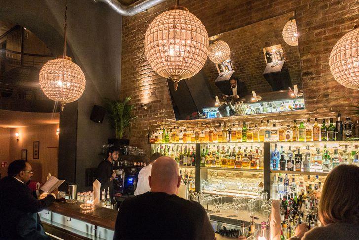 Agent Oscar - American Bar Lokal (c) STADTBEKANNT