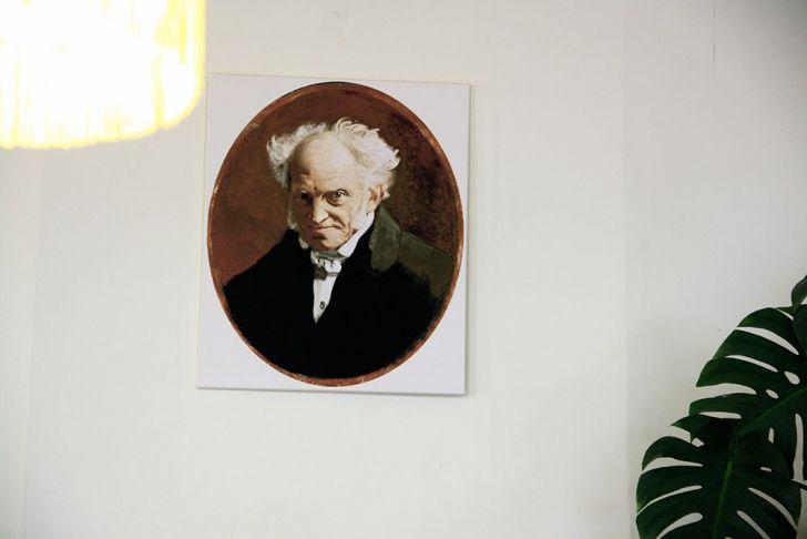 Café Schopenhauer Bild (c) STADTBEKANNT Wetter-Nohl