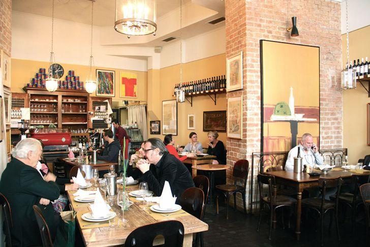 Caffè Bacco Lokal (c) STADTBEKANNT Wetter-Nohl