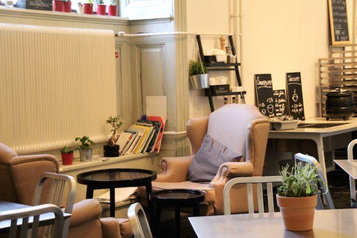 Die Muse Sessel Akademie der Bildenden Künste (c) STADTBEKANNT