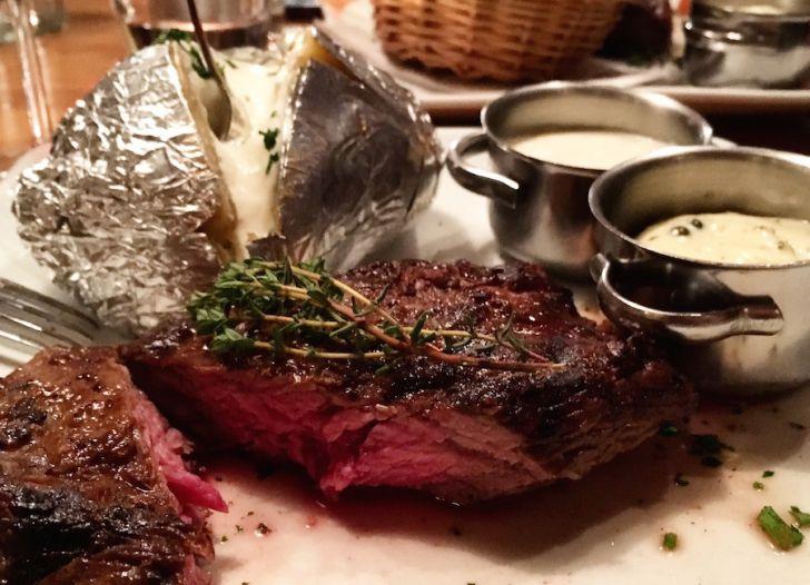 Flatschers Steak (c) STADTBEKANNT Hofinger