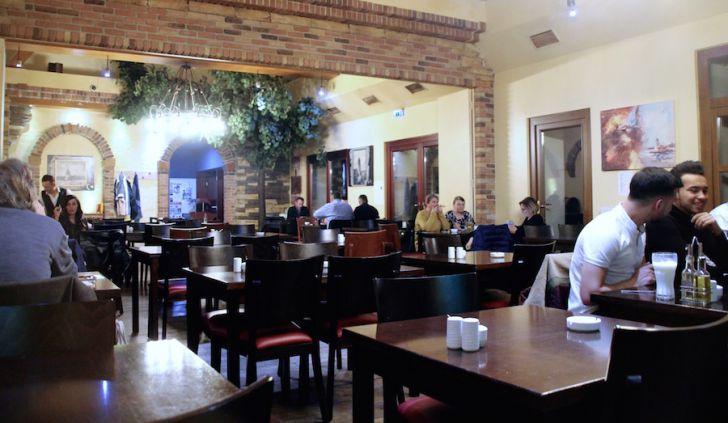 Kent Restaurant Favoriten (c) STADTBEKANNT Hofinger