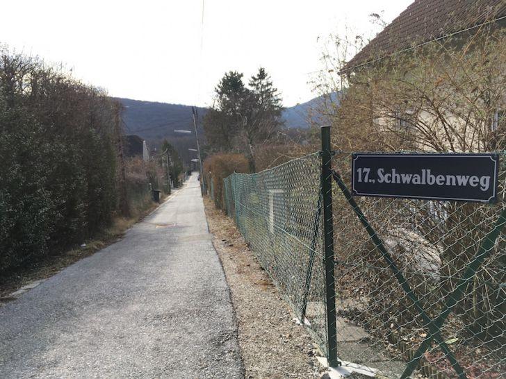 Laufroute 20 - Schwalbenweg (c) STADTBEKANNT