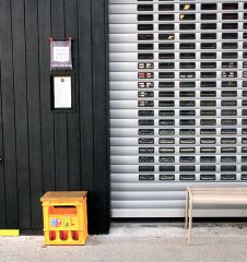 MOCHI RAMEN BAR Eingang (c) STADTBEKANNT Wetter-Nohl