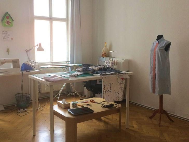 MaMaMu Atelier (c) STADTBEKANNT Kerschbaumer