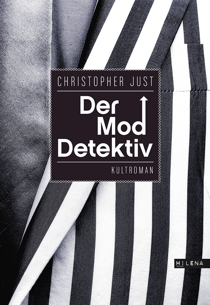 Moddetektiv- Christopher Just (c) Milena Verlag