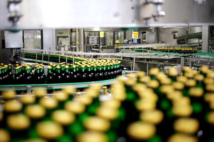 Ottakringer Brauerei Abfüllanlage (c) Ottakringer