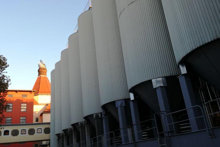 Ottakringer Brauerei Gärtanks (c) STADTBEKANNT Mehofer