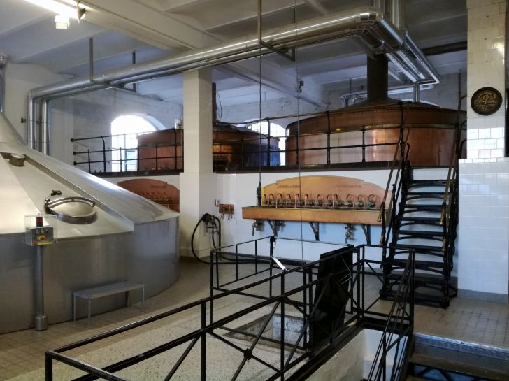 Ottakringer Brauerei innen (c) STADTBEKANNT Mehofer