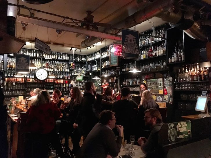 Rupp's Whiskey Bar Lokal (c) STADTBEKANNT